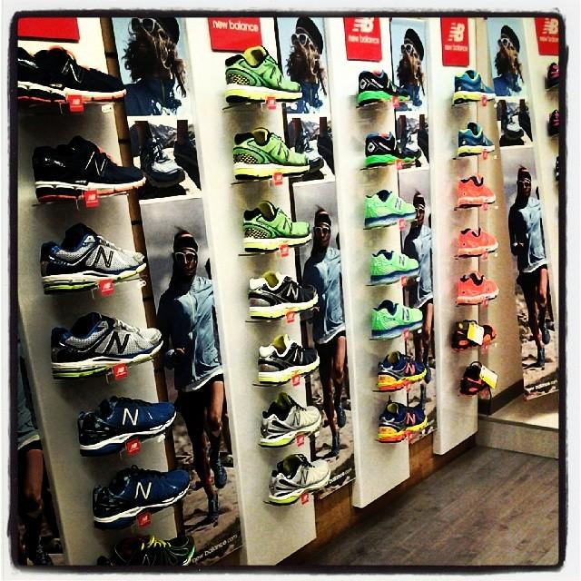 scarpe new balance estive