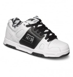 DC SHOES STAG WHITE