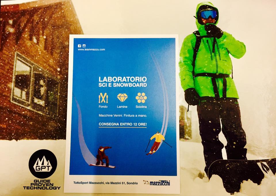 Laboratorio sci-snowbaord sondrio